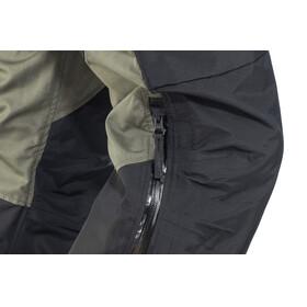 Lundhags Antjah II lange broek Heren zwart/olijf